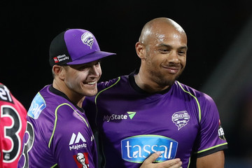George Bailey BBL - Hurricanes v Sixers