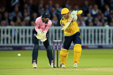 George Bailey Middlesex v Hampshire - NatWest T20 Blast