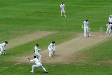 George Bartlett Somerset Vs. Nottinghamshire - Specsavers County Championship: Division One