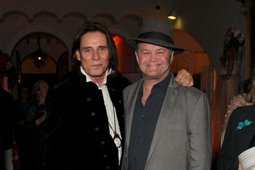 George Blodwell Micky Dolenz Inside the BritWeek Launch Party