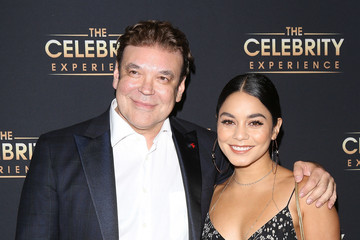 George Caceres The Celebrity Experience - Vanessa Hudgens
