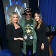 George Clinton 61st Annual GRAMMY Awards - GRAMMY Gift Lounge - Day 2