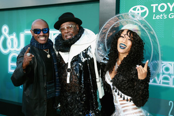 George Clinton BET Presents: 2017 Soul Train Awards - Red Carpet & Arrivals