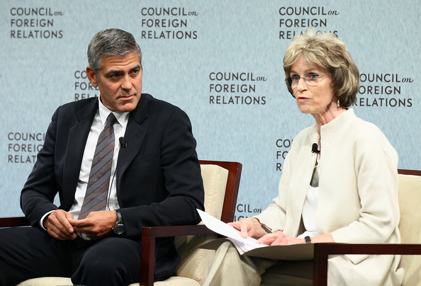 George+Clooney+George+Clooney+Discusses+Sudan+Zrdo1drhxVCl COUNCIL ON FOREIGN RELATIONS