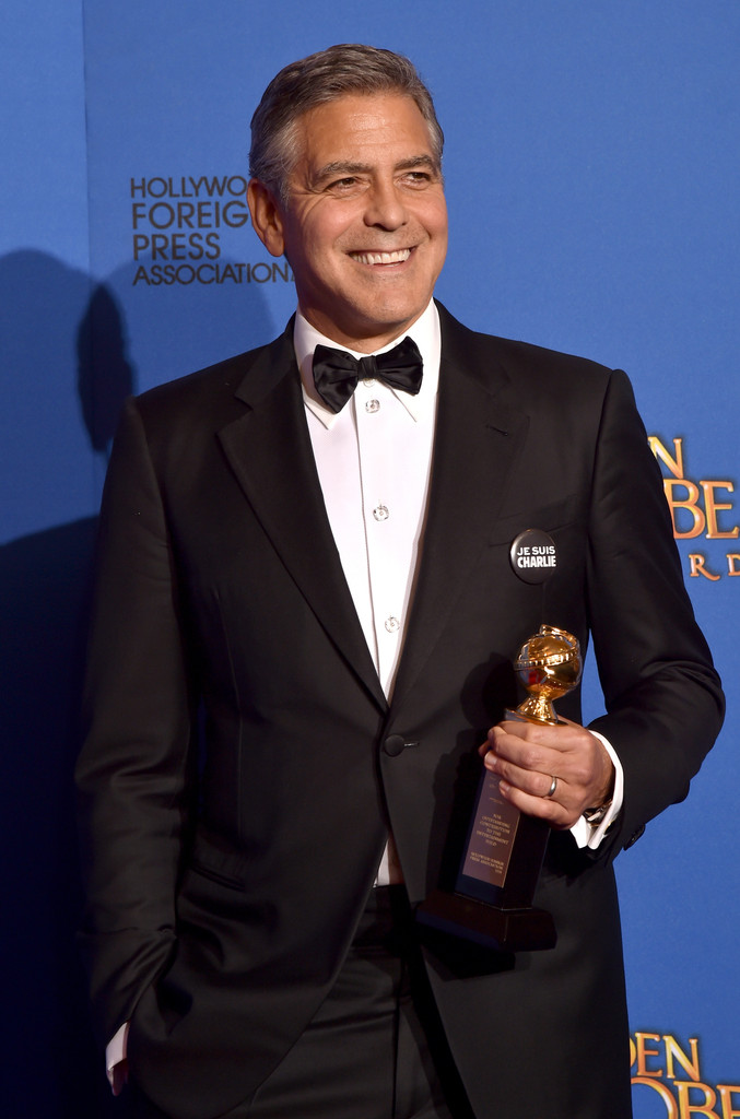 George Clooney at the Golden Globes January 2015 - Page 6 George+Clooney+Golden+Globes+Press+Room+Pi3ylaaWv9nx