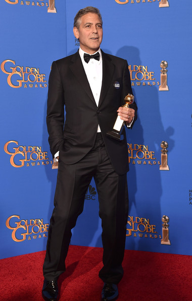 George Clooney at the Golden Globes January 2015 - Page 6 George+Clooney+Golden+Globes+Press+Room+UfWThcHhJMKl