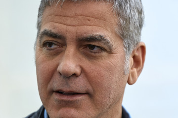 George Clooney 'Tomorrowland' Valencia Photocall