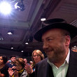George Galloway Grassroots Out Campaigners Hold London Rally