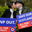 George Galloway European Best Pictures Of The Day - April 20