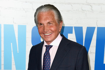 George Hamilton 'Going in Style' New York Premiere - Outside Arrivals