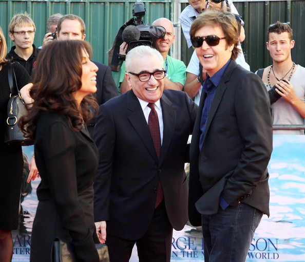 martin scorsese and george Announced at the cannes film festival in may, academy award winner martin scorsese is directing a documentary about the life of george harrison.
