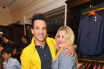 George Kotsiopoulos Brooks Brothers Beverly Hills Hosts Summer Camp-Themed Party to Benefit St. Jude Children's Research Hospital