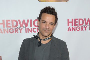 George Kotsiopoulos Opening Night of 'Hedwig and the Angry Inch' - Arrivals