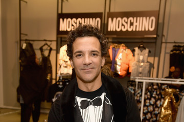 George Kotsiopoulos Moschino X H&M Los Angeles Launch Event
