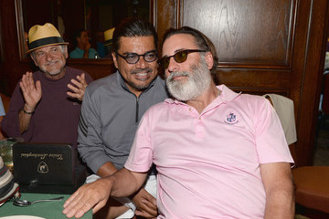 George Lopez Andy Garcia Celebs at the Screen Actors Guild Golf Classic