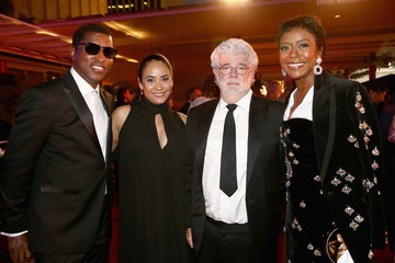 George Lucas 2018 LACMA Art + Film Gala Honoring Catherine Opie And Guillermo Del Toro Presented By Gucci - Inside