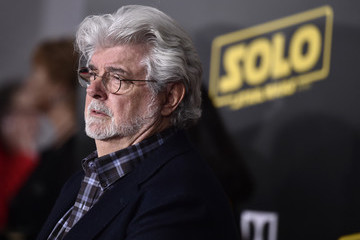 George Lucas Premiere Of Disney Pictures And Lucasfilm's 'Solo: A Star Wars Story' - Arrivals