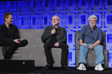 George Lucas 40 Years of 'Star Wars' Panel at the 2017 Star Wars Celebration
