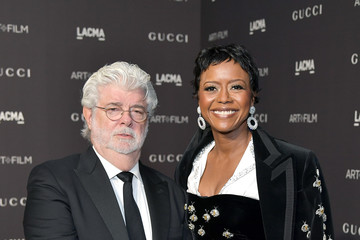 George Lucas 2018 LACMA Art + Film Gala Honoring Catherine Opie And Guillermo Del Toro Presented By Gucci - Red Carpet