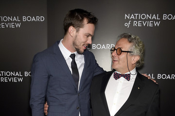 George Miller Nicholas Hoult Celebs Attend the 2015 National Board of Review Gala
