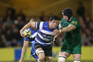 George Skivington Bath Rugby v London Irish - Aviva Premiership