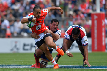George Smith Super Rugby Rd 12 - Sunwolves vs. Reds