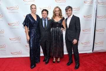George Stephanopoulos Ali Wentworth 2019 A Funny Thing Happened On The Way To Cure Parkinson's - Arrivals