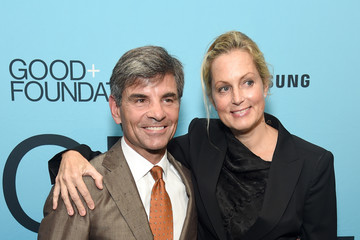 George Stephanopoulos Ali Wentworth 2018 GOOD+ Foundation 'An Evening of Comedy + Music' Benefit Presented By Samsung Electronics America - Arrivals & Cocktail Reception