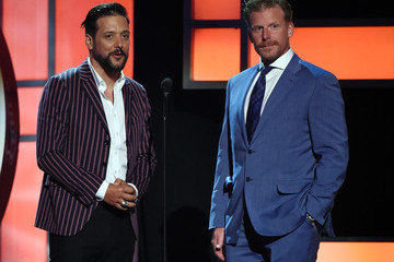 George Stroumboulopoulos Guests Attend the 2015 NHL Awards Show