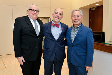 George Takei Brad Takei PFLAG Gives Thanks, Celebrating Inclusion In The Workplace
