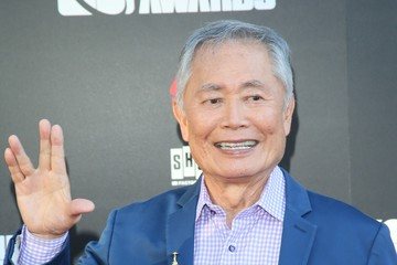 George Takei 45th Annual Saturn Awards - Arrivals
