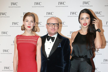 Georges Kern IWC Schaffhausen at SIHH 2016 - 'Come Fly With Us' Gala Dinner