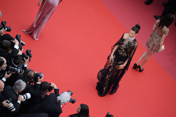 Georgia Fowler 'Solo: A Star Wars Story' Red Carpet Arrivals - The 71st Annual Cannes Film Festival