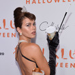 Georgia Fowler Heidi Klum's 20th Annual Halloween Party - Arrivals