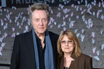 Georgianne Walken Guests at the Vanity Fair Party in NYC