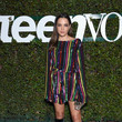 Georgie Flores Teen Vogue's Young Hollywood Party, Presented By Snap - Arrivals