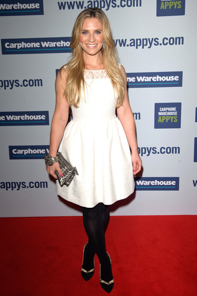 The Carphone Warehouse Appy Awards 2012 - Red Carpet Arrivals