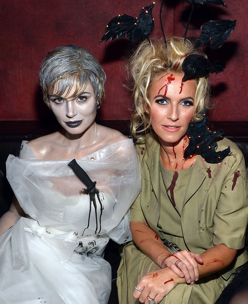 Celebs at Heidi Klum's Annual Halloween Party — Part 2