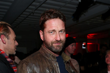Gerard Butler New SHOWTIME Docuseries 'Wu-Tang Clan: Of Mics & Men' Celebrates At Stella's Film Lounge During The 2019 Sundance Film Festival