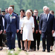 Gerard Collomb Prince Of Wales And Duchess Of Cornwall Visit France And Greece