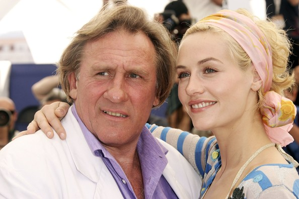 In Profile: Gerard Depardieu