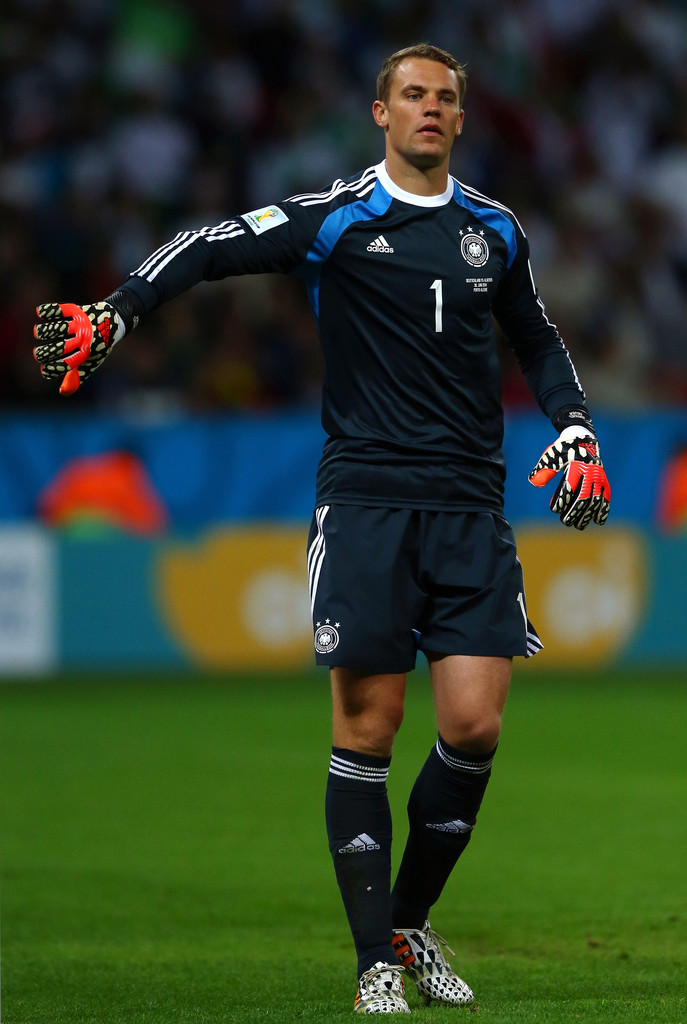 manuel neuer photos photos germany v algeria zimbio. Black Bedroom Furniture Sets. Home Design Ideas