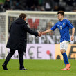 Antonio Conte and Stephan El Shaarawy Photos