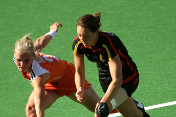 Sophie Polkamp Germany v Netherlands - 2009 Champions Trophy