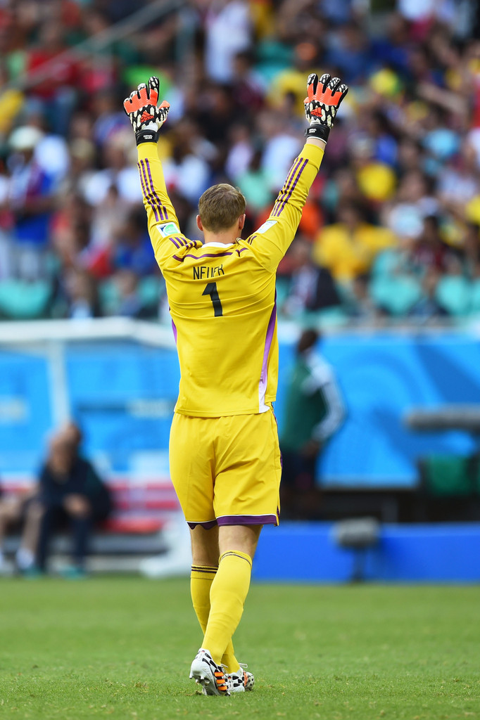 Manuel Neuer in Germany v Portugal: Group G - 2014 FIFA ...  Manuel Neuer in...