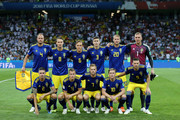 Sebastian Larsson and Ludwig Augustinsson Photos Photo