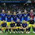 Sebastian Larsson Emil Forsberg Photos - Sweden team pose prior to the 2018 FIFA World Cup Russia group F match between Germany and Sweden at Fisht Stadium on June 23, 2018 in Sochi, Russia. - Germany vs. Sweden: Group F - 2018 FIFA World Cup Russia