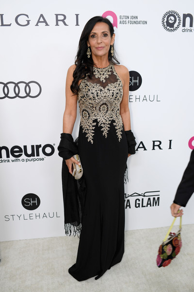 25th Annual Elton John AIDS Foundation's Oscar Viewing Party - Red Carpet []