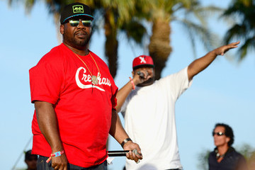 Ghostface Killah 2015 Coachella Valley Music And Arts Festival - Weekend 1 - Day 1