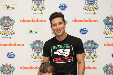 Gia Francesca Lopez Nickelodeon and VStar Entertainment Group's PAW Patrol Live! 'Race to the Rescue'